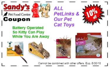 Cat toys 6-18