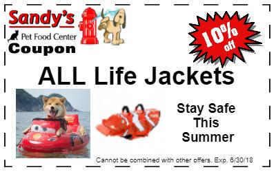 Life Jacket 6-18