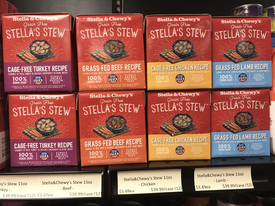 Stella stews